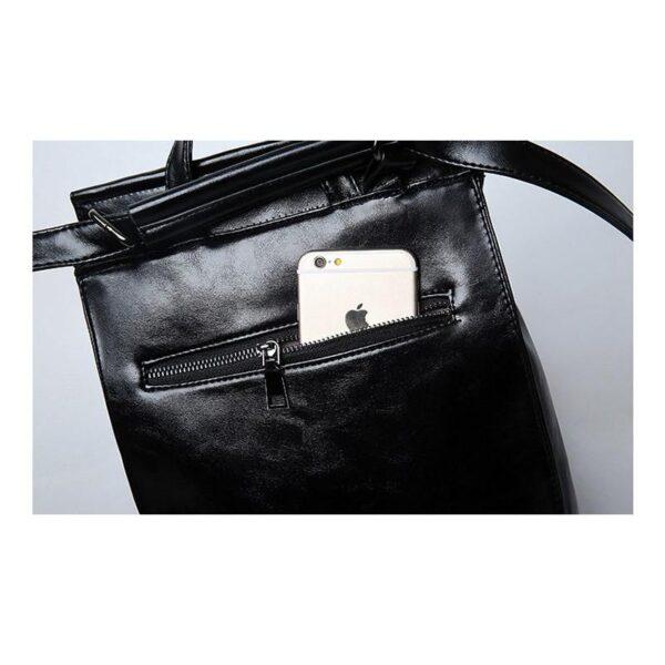 40041 - Многофункциональная сумка-рюкзак VoogyVoo: PU-кожа