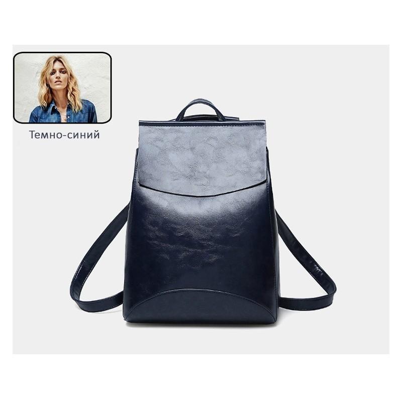 Многофункциональная сумка-рюкзак VoogyVoo: PU-кожа 215539