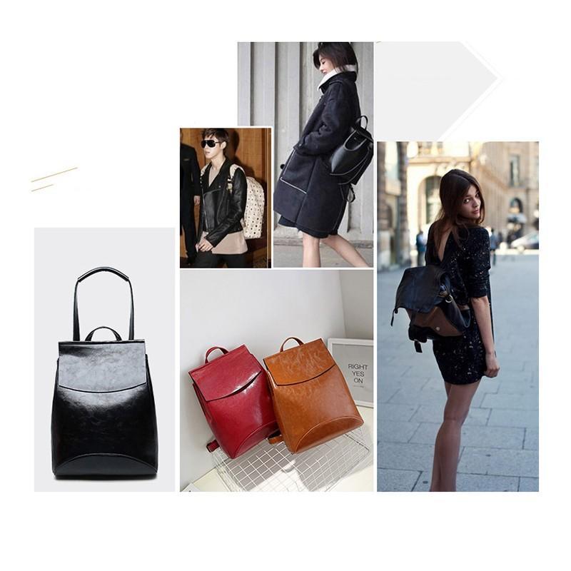 Многофункциональная сумка-рюкзак VoogyVoo: PU-кожа 215541