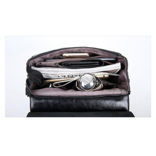 40045 - Многофункциональная сумка-рюкзак VoogyVoo: PU-кожа