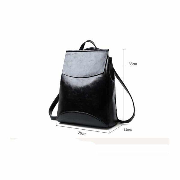 40050 - Многофункциональная сумка-рюкзак VoogyVoo: PU-кожа