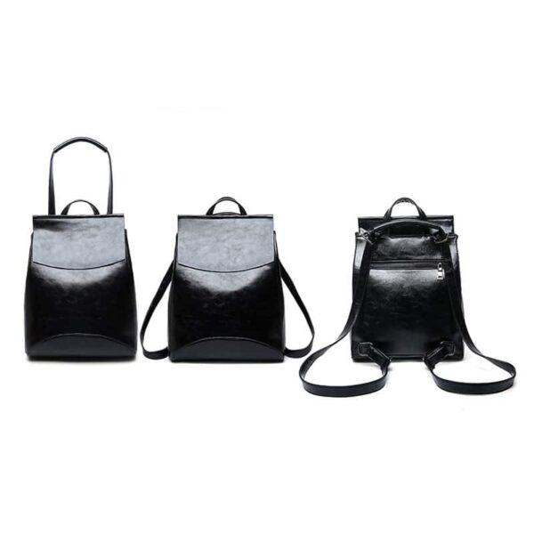40051 - Многофункциональная сумка-рюкзак VoogyVoo: PU-кожа