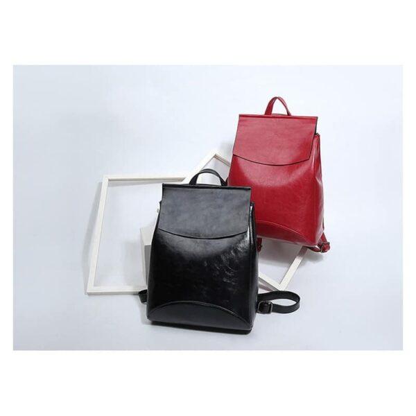 40054 - Многофункциональная сумка-рюкзак VoogyVoo: PU-кожа