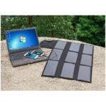 40086 thickbox default - Портативное солнечное зарядное Allpowers 36 Вт: 2 USB-порт 5В/2 А, 1 порт DC 18В/1А для зарядки ноутбука