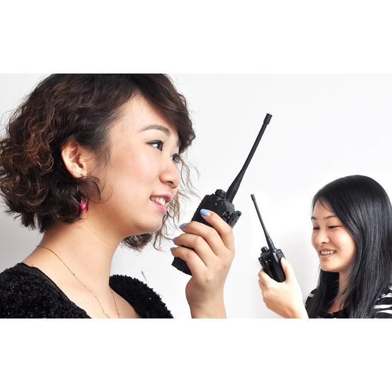 Набор УВЧ раций Walkie Talkie большого радиуса действия (3-5 км, 220 В, 400 – 469.995 МГц, поддержка FM) – 2 штуки в комплекте 186352