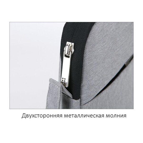 40264 - Водозащищенная сумка для ноутбука диагональю 13, 14, 15 дюймов Sihan Mol