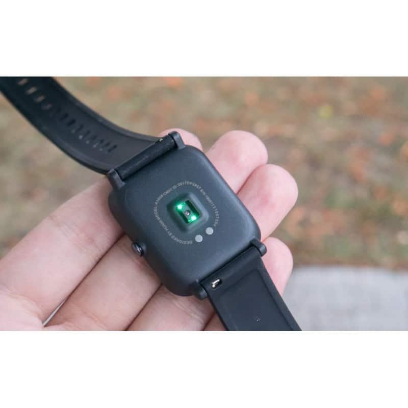 Смарт-часы Xiaomi Huami Amazfit Bip: 1,28″ OLED экран, Bluetooth вызовы, СМС, IP68, шагомер, пульсометр, GPS, заряд на 45 дней 215822