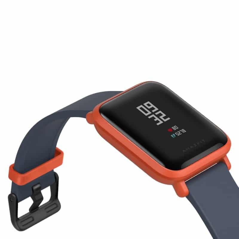 Смарт-часы Xiaomi Huami Amazfit Bip: 1,28″ OLED экран, Bluetooth вызовы, СМС, IP68, шагомер, пульсометр, GPS, заряд на 45 дней 215825