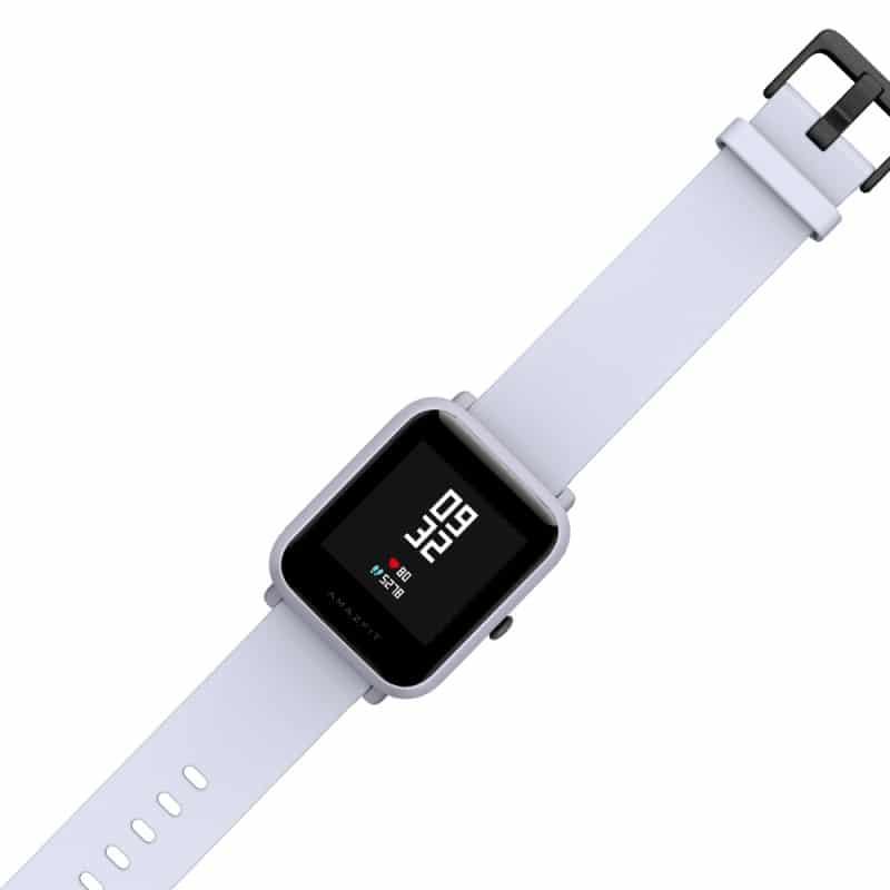 Смарт-часы Xiaomi Huami Amazfit Bip: 1,28″ OLED экран, Bluetooth вызовы, СМС, IP68, шагомер, пульсометр, GPS, заряд на 45 дней 215835