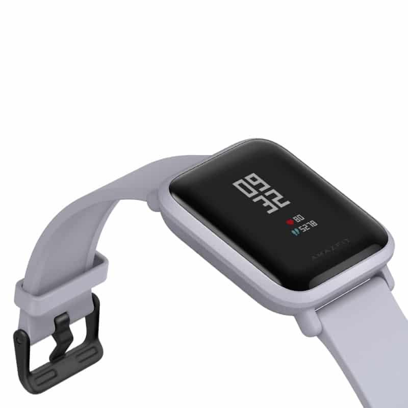 Смарт-часы Xiaomi Huami Amazfit Bip: 1,28″ OLED экран, Bluetooth вызовы, СМС, IP68, шагомер, пульсометр, GPS, заряд на 45 дней 215836