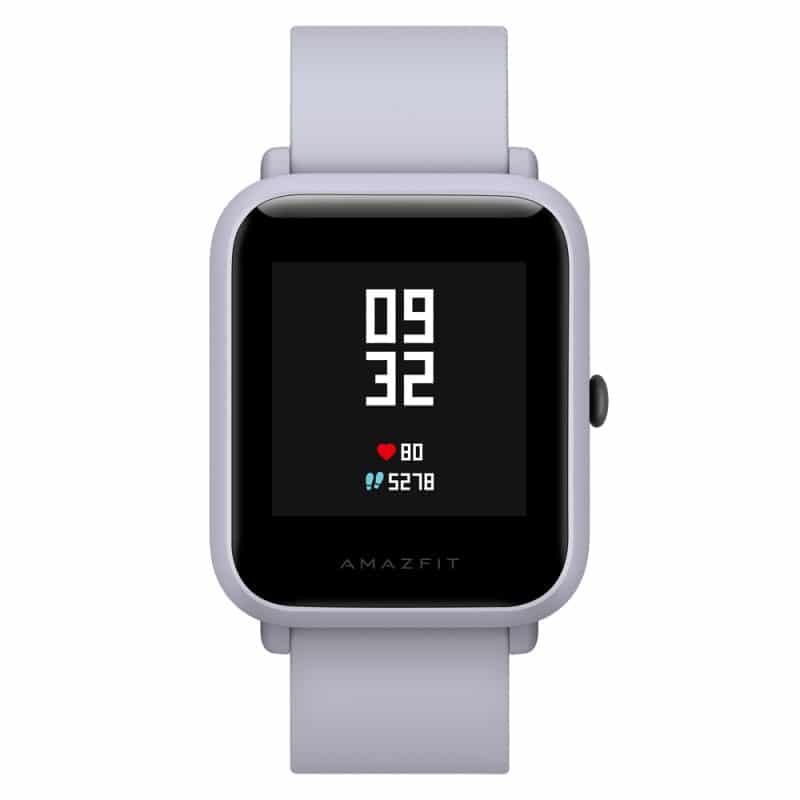 Смарт-часы Xiaomi Huami Amazfit Bip: 1,28″ OLED экран, Bluetooth вызовы, СМС, IP68, шагомер, пульсометр, GPS, заряд на 45 дней 215837
