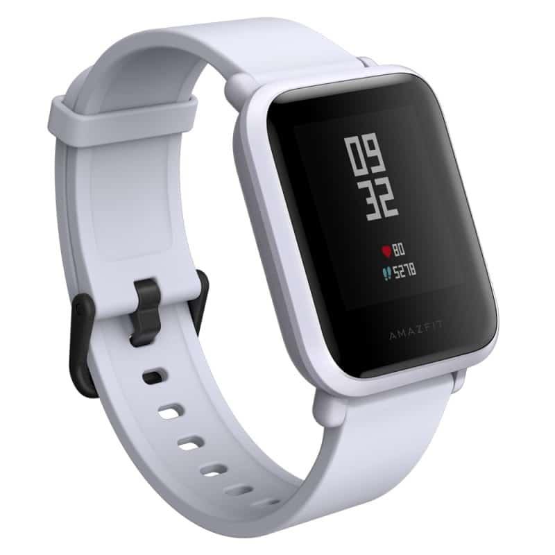 Смарт-часы Xiaomi Huami Amazfit Bip: 1,28″ OLED экран, Bluetooth вызовы, СМС, IP68, шагомер, пульсометр, GPS, заряд на 45 дней 215839