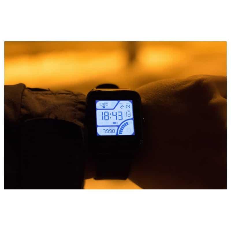 Смарт-часы Xiaomi Huami Amazfit Bip: 1,28″ OLED экран, Bluetooth вызовы, СМС, IP68, шагомер, пульсометр, GPS, заряд на 45 дней 215851