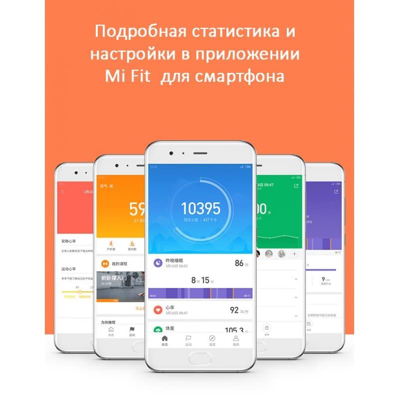 Смарт-часы Xiaomi Huami Amazfit Bip: 1,28″ OLED экран, Bluetooth вызовы, СМС, IP68, шагомер, пульсометр, GPS, заряд на 45 дней 215855