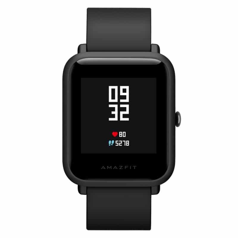 Смарт-часы Xiaomi Huami Amazfit Bip: 1,28″ OLED экран, Bluetooth вызовы, СМС, IP68, шагомер, пульсометр, GPS, заряд на 45 дней 215857