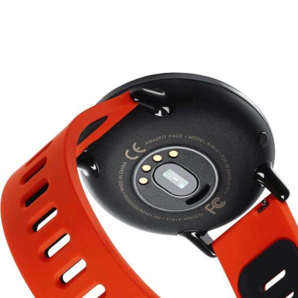 40546 - Спортивные смарт-часы Xiaomi HUAMI AMAZFIT Pace: 1,34´´ экран, шагомер, пульсометр, GPS, Bluetooth, IP67, Strava, 4Гб память