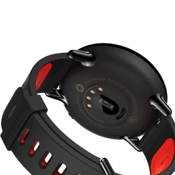 40547 - Спортивные смарт-часы Xiaomi HUAMI AMAZFIT Pace: 1,34´´ экран, шагомер, пульсометр, GPS, Bluetooth, IP67, Strava, 4Гб память