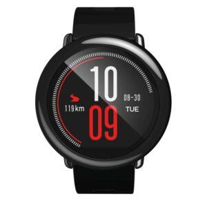 Спортивные смарт-часы Xiaomi HUAMI AMAZFIT Pace: 1,34´´ экран, шагомер, пульсометр, GPS, Bluetooth, IP67, Strava, 4Гб память