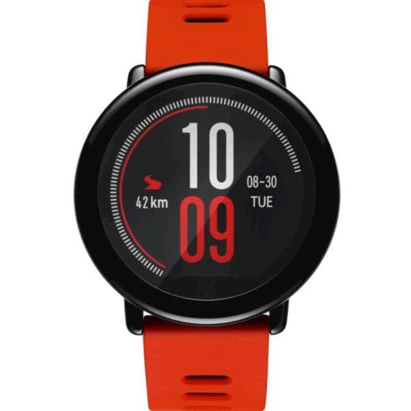 40549 - Спортивные смарт-часы Xiaomi HUAMI AMAZFIT Pace: 1,34´´ экран, шагомер, пульсометр, GPS, Bluetooth, IP67, Strava, 4Гб память
