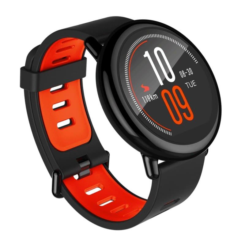 Спортивные смарт-часы Xiaomi HUAMI AMAZFIT Pace: 1,34´´ экран, шагомер, пульсометр, GPS, Bluetooth, IP67, Strava, 4Гб память 215994