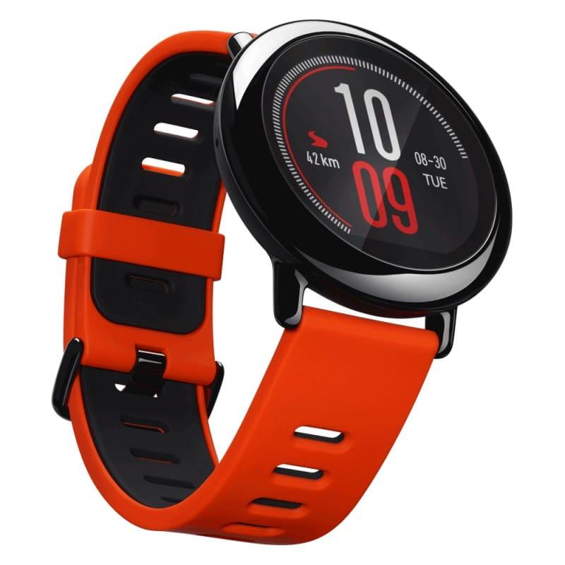 Спортивные смарт-часы Xiaomi HUAMI AMAZFIT Pace: 1,34´´ экран, шагомер, пульсометр, GPS, Bluetooth, IP67, Strava, 4Гб память 215995