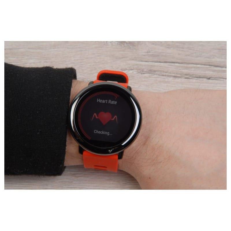 Спортивные смарт-часы Xiaomi HUAMI AMAZFIT Pace: 1,34´´ экран, шагомер, пульсометр, GPS, Bluetooth, IP67, Strava, 4Гб память 216000