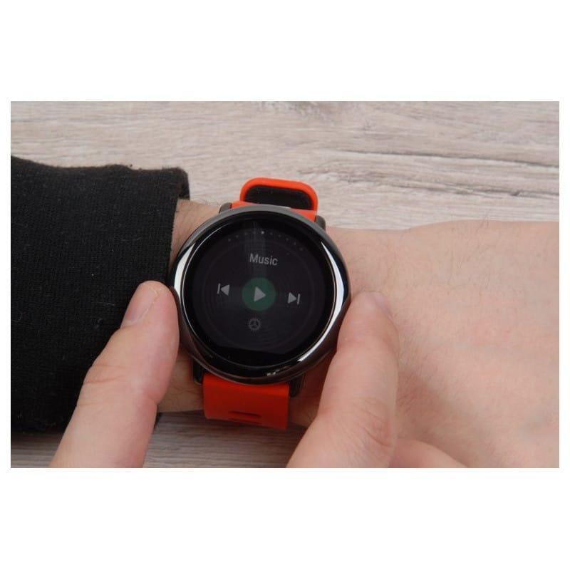 Спортивные смарт-часы Xiaomi HUAMI AMAZFIT Pace: 1,34´´ экран, шагомер, пульсометр, GPS, Bluetooth, IP67, Strava, 4Гб память 216001