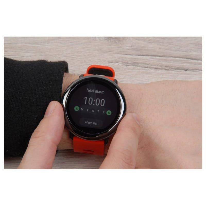 Спортивные смарт-часы Xiaomi HUAMI AMAZFIT Pace: 1,34´´ экран, шагомер, пульсометр, GPS, Bluetooth, IP67, Strava, 4Гб память 216002