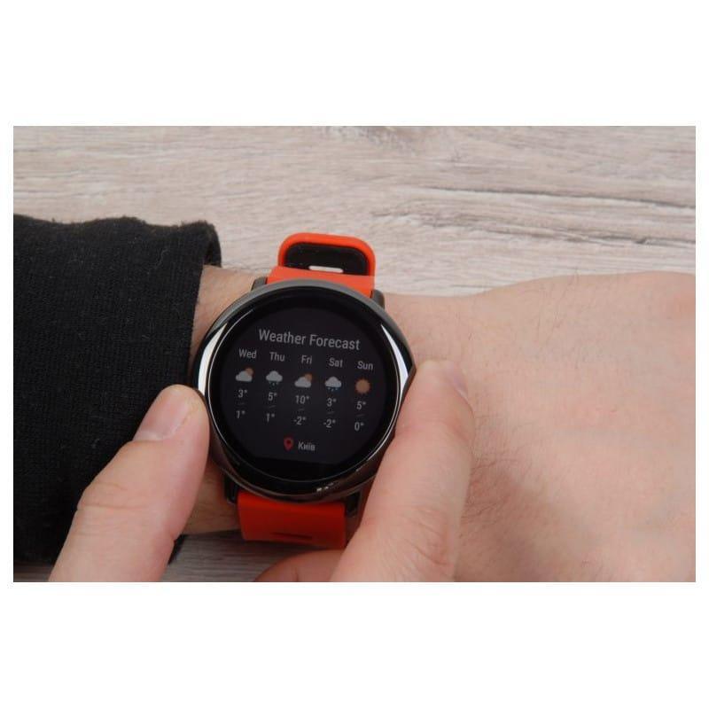 Спортивные смарт-часы Xiaomi HUAMI AMAZFIT Pace: 1,34´´ экран, шагомер, пульсометр, GPS, Bluetooth, IP67, Strava, 4Гб память 216003