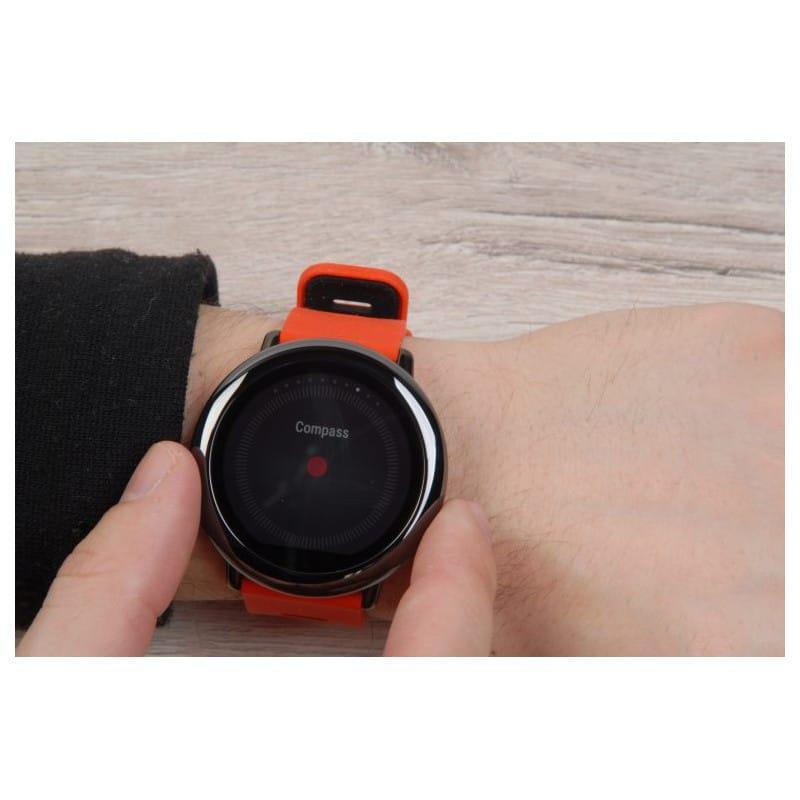 Спортивные смарт-часы Xiaomi HUAMI AMAZFIT Pace: 1,34´´ экран, шагомер, пульсометр, GPS, Bluetooth, IP67, Strava, 4Гб память 216004