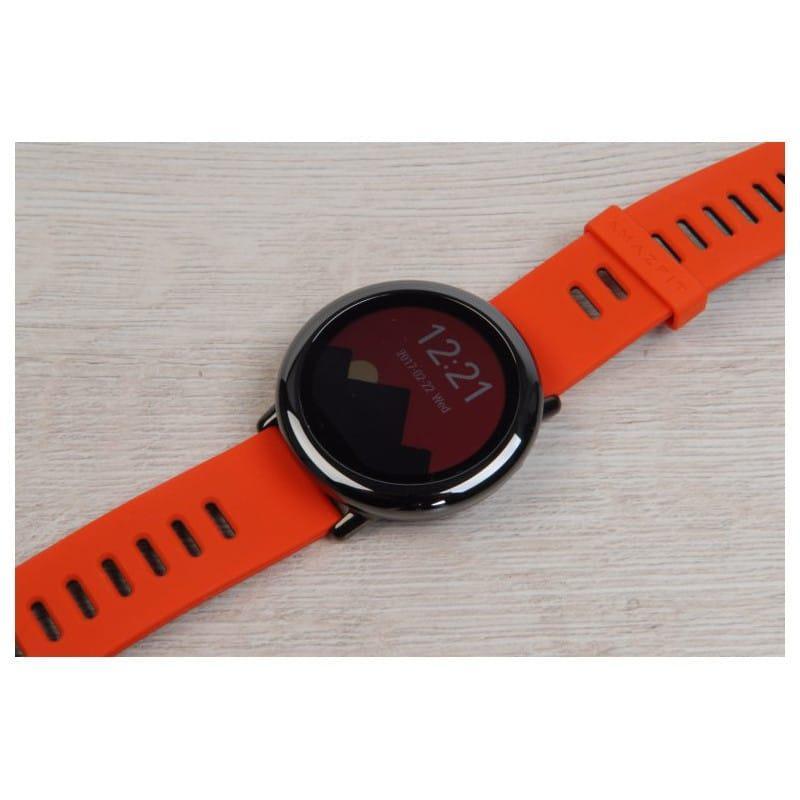 Спортивные смарт-часы Xiaomi HUAMI AMAZFIT Pace: 1,34´´ экран, шагомер, пульсометр, GPS, Bluetooth, IP67, Strava, 4Гб память 216008