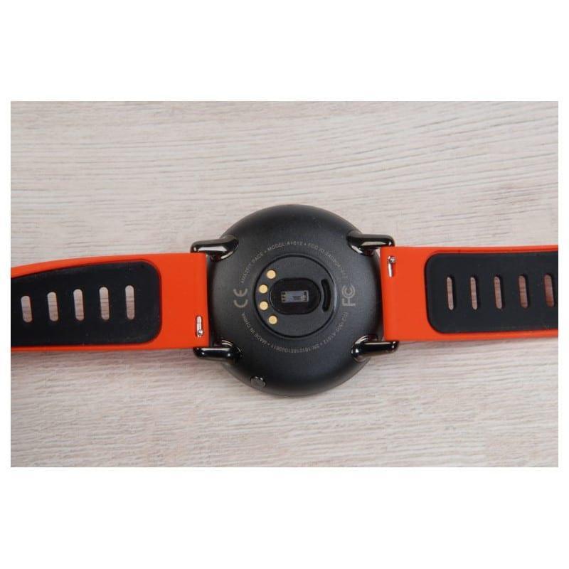 Спортивные смарт-часы Xiaomi HUAMI AMAZFIT Pace: 1,34´´ экран, шагомер, пульсометр, GPS, Bluetooth, IP67, Strava, 4Гб память 216010