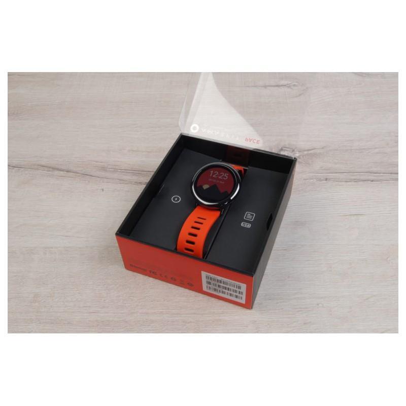Спортивные смарт-часы Xiaomi HUAMI AMAZFIT Pace: 1,34´´ экран, шагомер, пульсометр, GPS, Bluetooth, IP67, Strava, 4Гб память 216011
