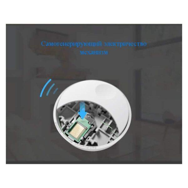 40876 - Водонепроницаемый беспроводной дверной звонок LinBell G2: без батареек, 38 мелодий, 3 уровня громкости, 100 м и более, IPx7
