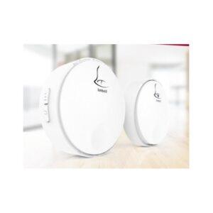 Водонепроницаемый беспроводной дверной звонок LinBell G2: без батареек, 38 мелодий, 3 уровня громкости, 100 м и более, IPx7
