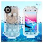 40995 thickbox default - Водонепроницаемый ударопрочный кейс PULUZ для iPhone 8 Plus/ 7 Plus: до 40 м погружение, 360° защита, 3 цвета