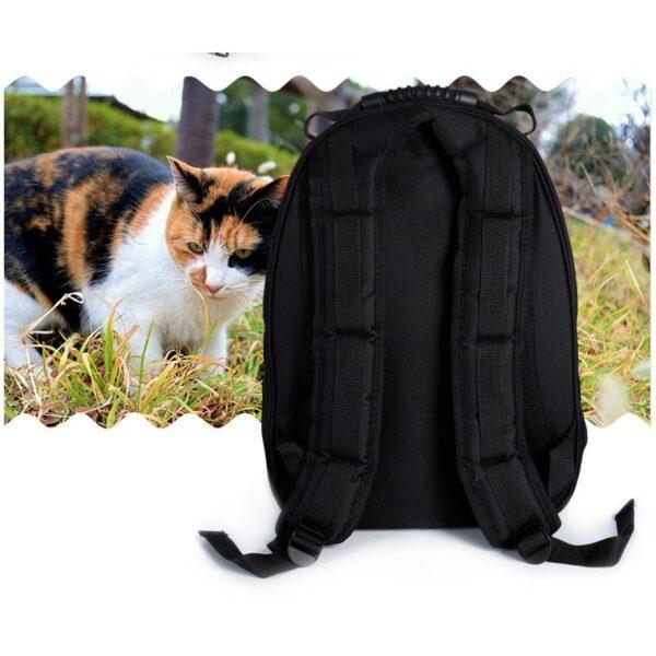 41020 - Рюкзак-переноска с иллюминатором для кота, собаки Space Pets Bubble Backpack