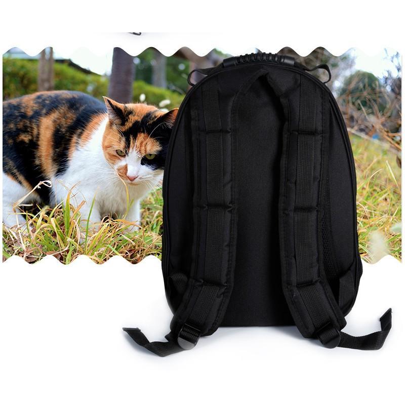 Рюкзак-переноска с иллюминатором для кота, собаки Space Pets Bubble Backpack 216373
