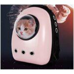 41027 thickbox default - Рюкзак-переноска с иллюминатором для кота, собаки Space Pets Bubble Backpack