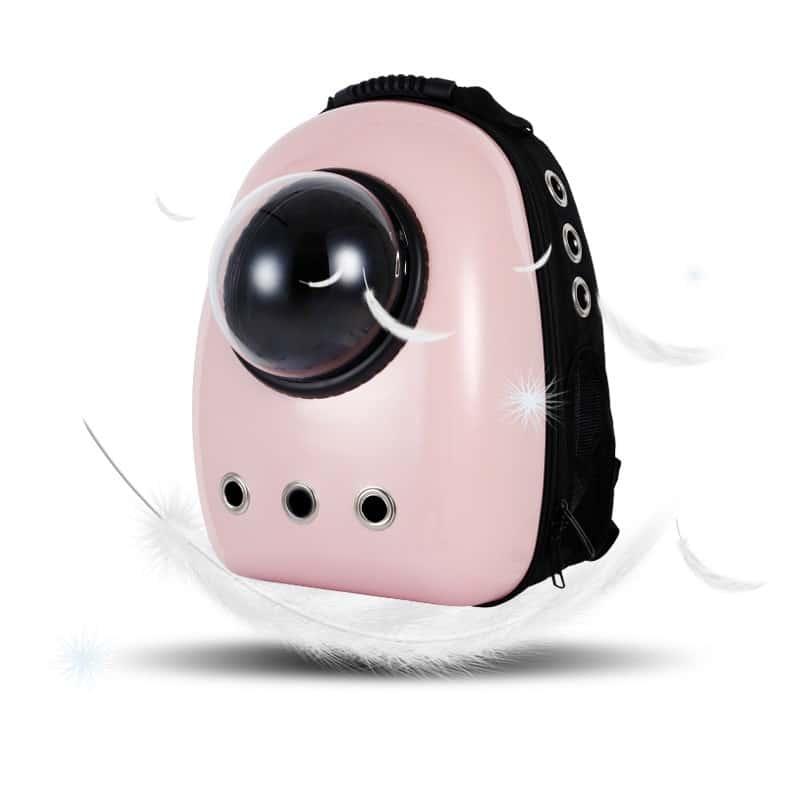 Рюкзак-переноска с иллюминатором для кота, собаки Space Pets Bubble Backpack 216380