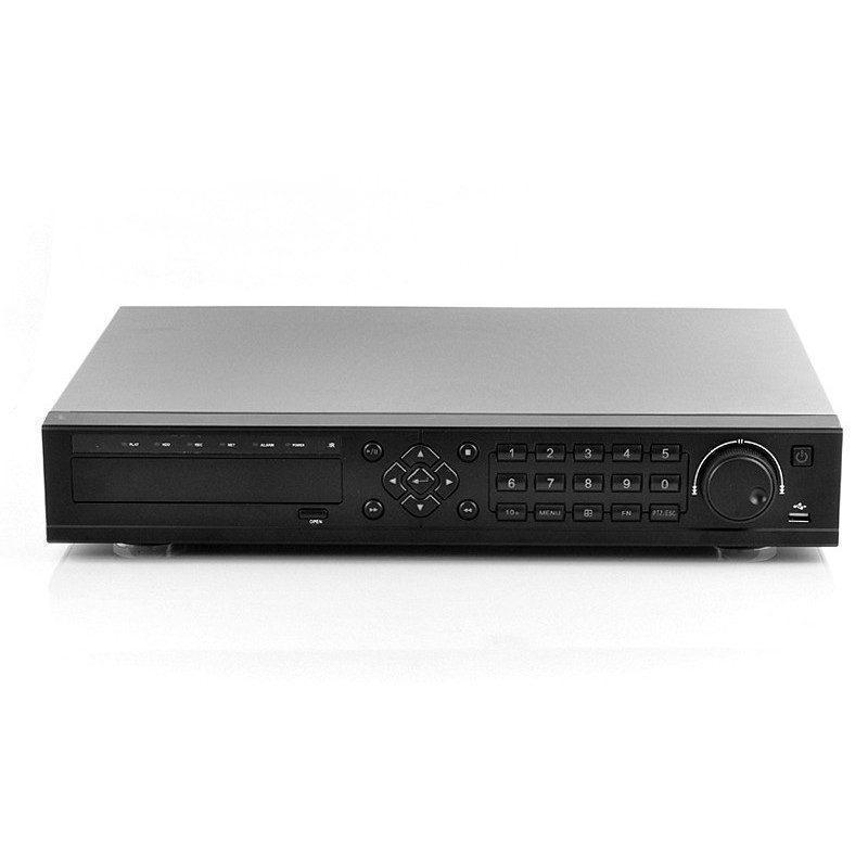 32-канальный видеорегистратор DVR – 1920×1080, H.264, 4 разъема SATA, в комплекте HDD 1ТБ