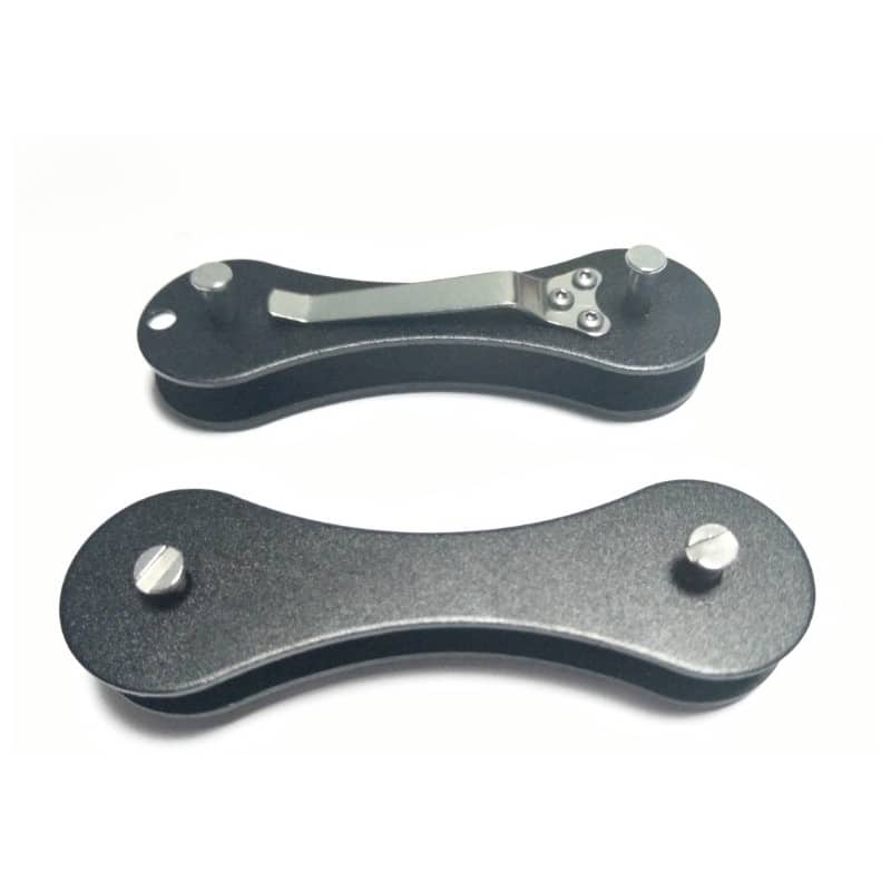 EDC органайзер для ключей/ умная ключница ClipSmartKey с клипсой 216402