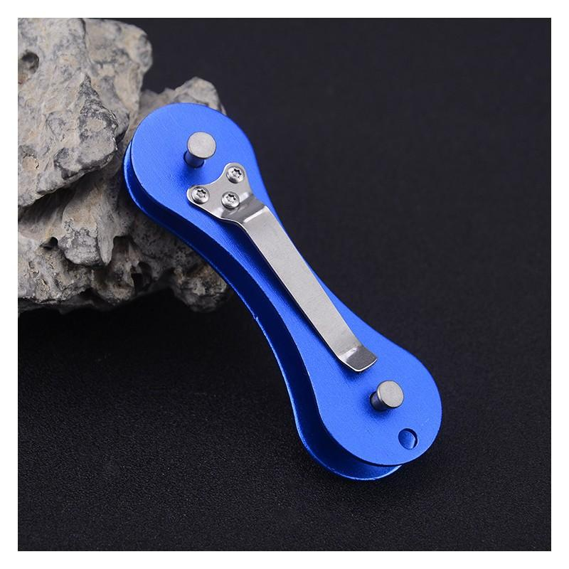 EDC органайзер для ключей/ умная ключница ClipSmartKey с клипсой 216410