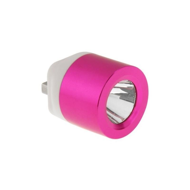 Портативная светодиодная USB-лампа 3 Вт (для подключения через ноутбук, компьютер, внешний аккумулятор)