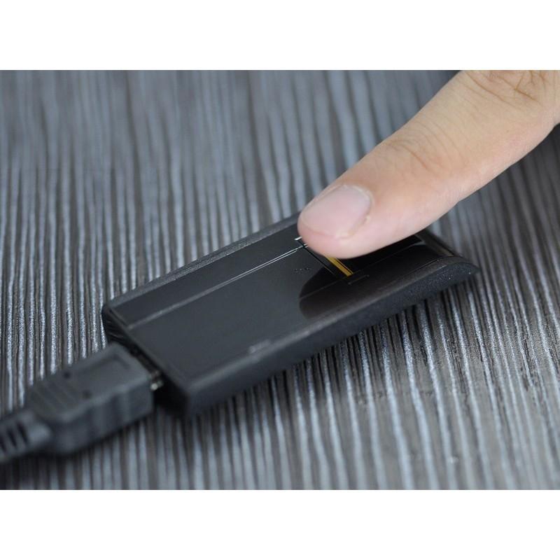 Биометрический считыватель отпечатков пальцев USB 2.0 для блокировки несанкционированного доступа к ПК 186463