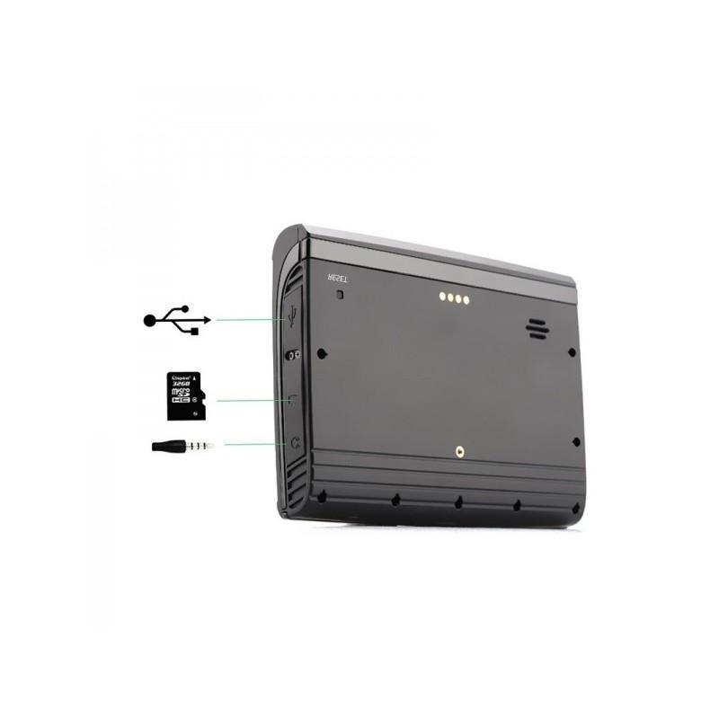 5-дюймовый GPS-навигатор для мотоцикла с широкоформатным экраном – водонепроницаемость IPX5, Bluetooth, 8 Гб 186512