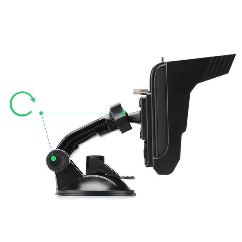 5-дюймовый GPS-навигатор для мотоцикла с широкоформатным экраном – водонепроницаемость IPX5, Bluetooth, 8 Гб 186515