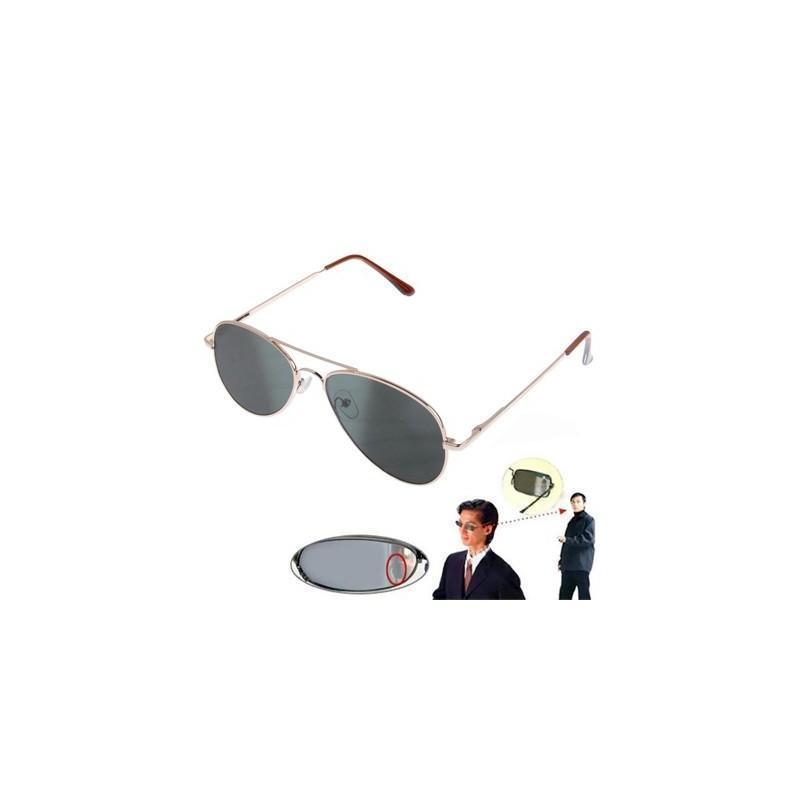 Солнцезащитные очки Anterior против слежки с защитой от ультрафиолетовых лучей в защитном футляре