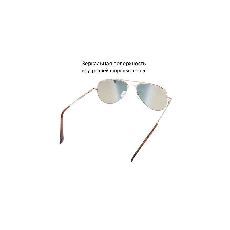 Солнцезащитные очки Anterior против слежки с защитой от ультрафиолетовых лучей в защитном футляре 186518