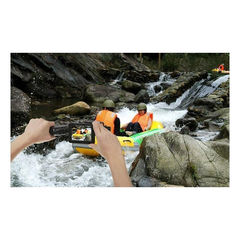 Стабилизатор-стедикам Wenpod GP1 с экраном 3,5 дюйма для камеры GoPro Hero 3, 3+, 4 183578